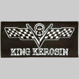 King Kerosin Patch pt-Lv8a