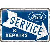 Steel Plate medium - Ford / Service & Repairs