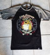 King Kerosin Raglan T-Shirt - KK Grease