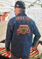 Jeans Shirt Limited Edition - Loud & Fast