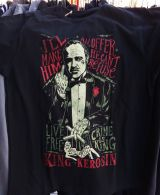King Kerosin Regular T-Shirt / Crime is King - Al Capone