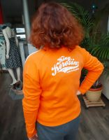 King Kerosin Sport Jacke -  KK Orange