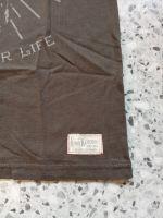 Vintage T-Shirt von King Kerosin - More Revs per Life Skull / Olive