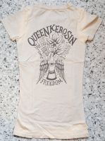 Queen Kerosin Limited Edition T-Shirt - Live your Dream / Vintage White