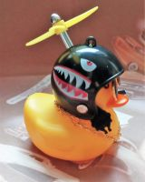 Duck with Helm - Fighter Pilot
