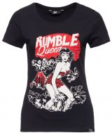 Queen Kerosin Girls T-Shirt - Rumble in the Jungle