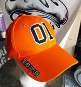 Trucker Cap - 01 General Lee, Good Ol`Boy / orange