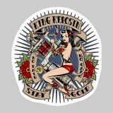 King Kerosin Sticker ST-MSG