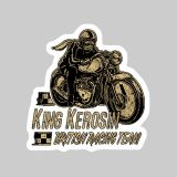 King Kerosin Sticker ST-EBR1