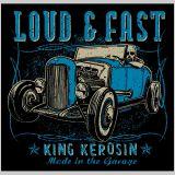 King Kerosin Sticker st_ELF7
