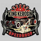 King Kerosin Sticker st_mks