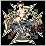 King Kerosin Sticker st_MRO