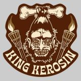 King Kerosin Sticker st_mkaa