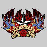 King Kerosin Sticker ST_MHW