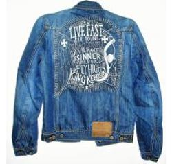 Jeans & Vintage Jacken