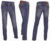 Damen Sicherheits Hosen