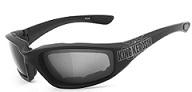 Biker & Sonnenbrille