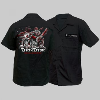 Skullsports Workershirt WS-STT / Trace of Terror