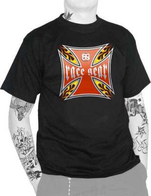 Race Gear T-Shirt Malteser Kreuz