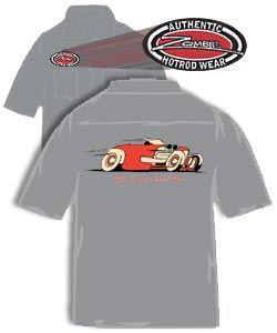 Zombie Kustom Shirt  Zs -ZombieRoadster