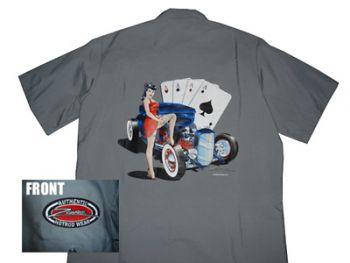 Zombie Kustom Shirt  Zs -CoupeGirl