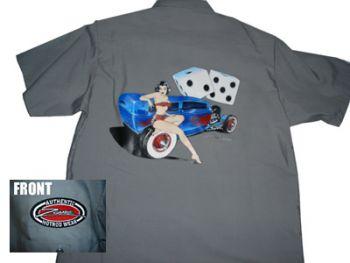 Zombie Kustom Shirt  Zs -SedanGirl