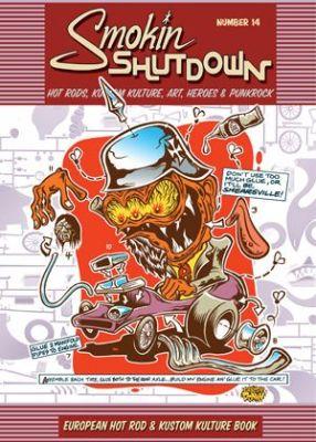 Magazine :Smokin Shutdown  #14