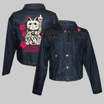 Frauen Jeans Jacke - Cat
