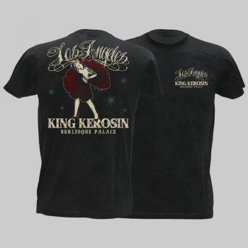 King Kerosin Vintage T-Shirt  - Burlesque Palace / Limited Edtion
