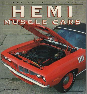 Book -Hemi Muscle Cars