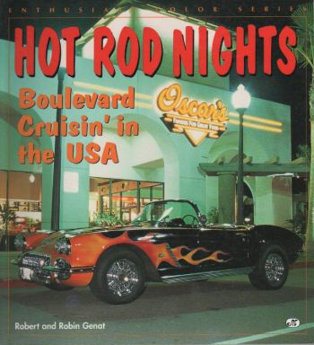 Book - Hot Rod Nights