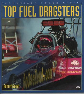 Book - Top Fuel Dragsters