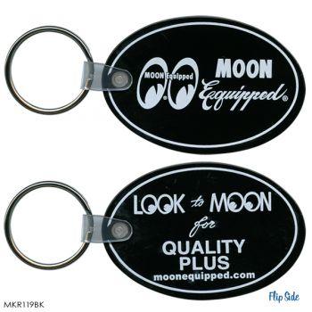 Schlüsselanhänger - MOON Equipped black