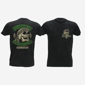King Kerosin Vintage T-Shirt - Gas, Grass & Ass / Limited Edtion