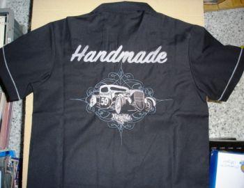 Rumble59 Men Shirt - Hand made