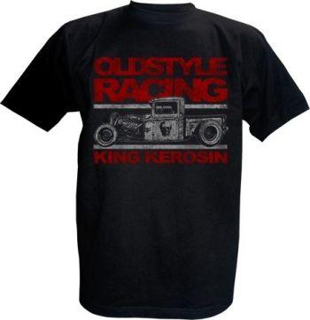 King Kerosin T-Shirt - Oldstyle Racing