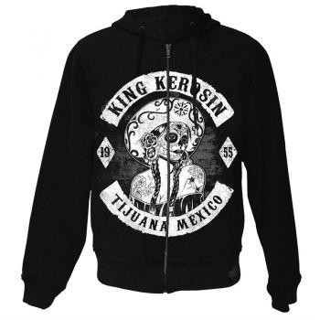 King Kerosin Hoodie Jackets - Madonna
