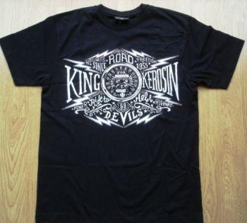 King Kerosin Regular T-Shirt / Born for Speed