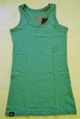 Longtop von Queen Kerosin - blanko mintgrün