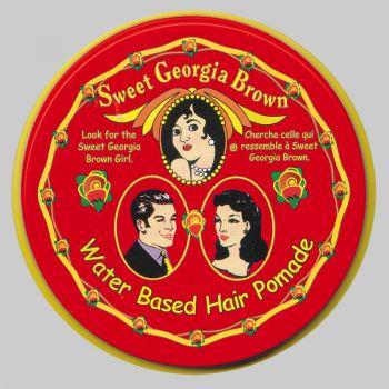 Pomade - Sweet Georgia Brown - Red