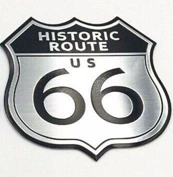 ALU EMBLEM - HISTORIC ROUTE 66