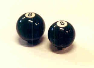 Schaltknauf - 8 Ball mit Schraubgewinde