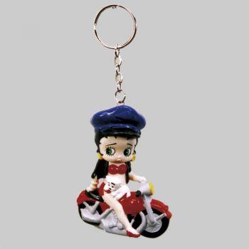 Betty Boop Keychain bb-k02