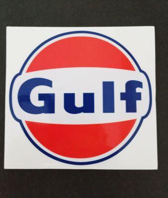Race Sticker - Gulf