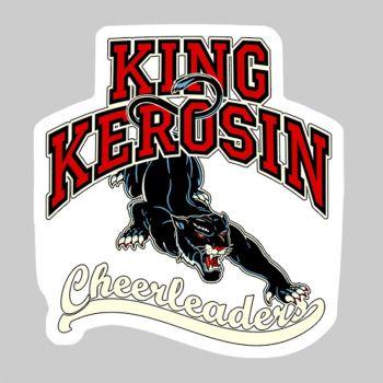 King Kerosin Sticker ST-MPA
