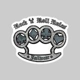 Jailwear Sticker ST-RKN