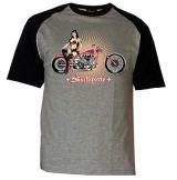 Skullsports T-Shirt t3-lsb