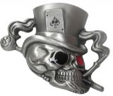 Buckle  B-SkullHat