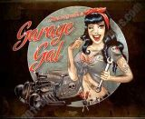 Rumble59 Poster - Garage Girl