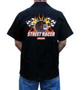 Race Gear Worker Shirt : Ws-Lsr